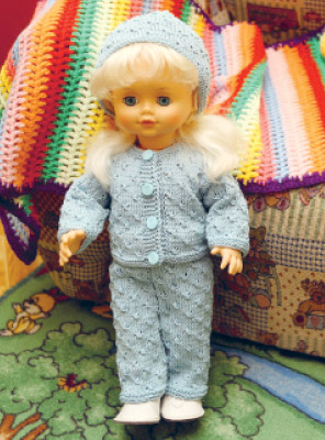 Схемы вязаний для кукол