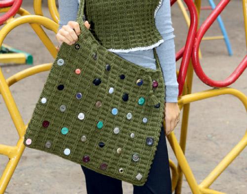Описание: прикольные вязаные летние сумки крючком.