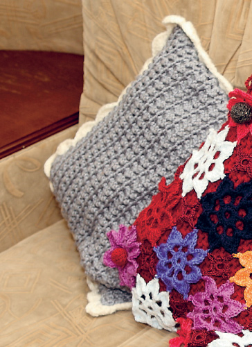 Подушка Малыш -вязание крючком по схеме, схемы вязаных маек, вязание...