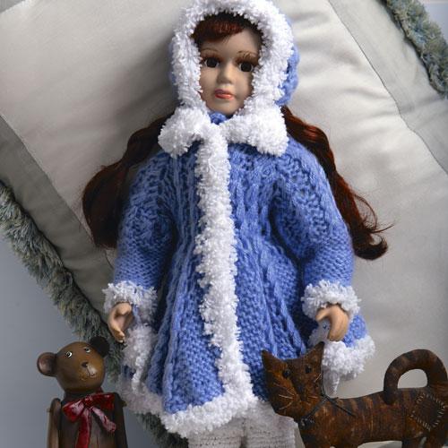 Топ и шорты для куклы | Шкатулка с