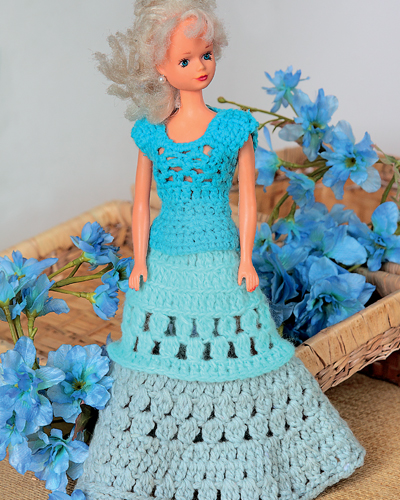 Одежда для куклы Барби.