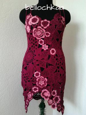 Вечернее платье«Бордо», Платья