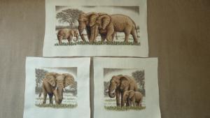 Великолепное семейство, триптих