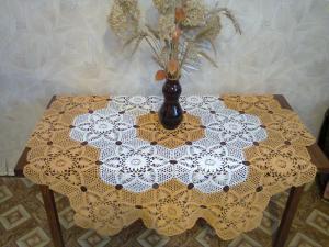 скатерть персиковая 1, Скатерти
