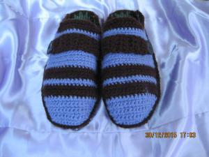 Обувь для взрослых, Вышивка лентами
