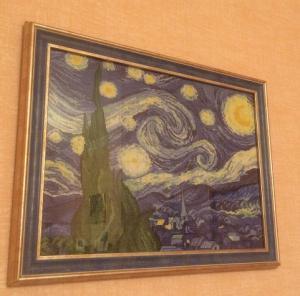 Винсент Ван Гог, Звездная ночь