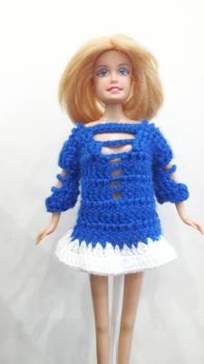 Платье на куклу барби, Одежда для кукол