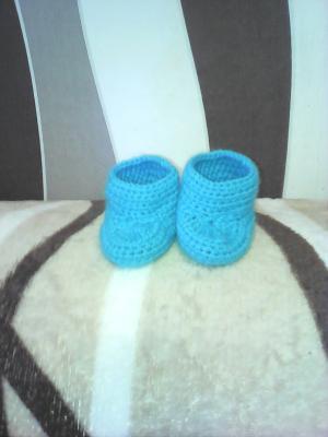 Одежда для детей, Ажурное вязание