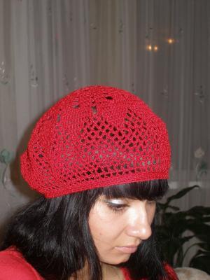 на осень схемы. beret (1).