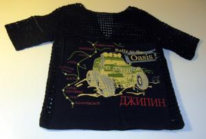 Сувенирная футболка, Детская одежда