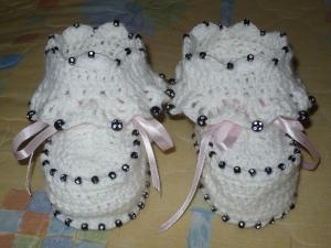Ботиночки для ангелочка