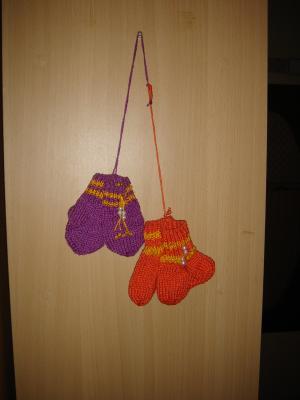 Носочки и варежки