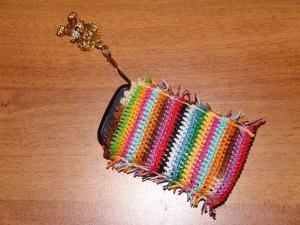 Чехлы для телефона, Вязание крючком