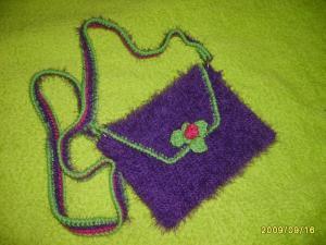 Сумки, Вязание крючком