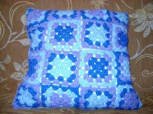 Подушки, Вязание крючком