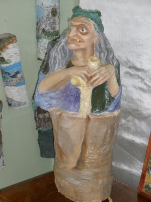 Скульптуры,  Предметы