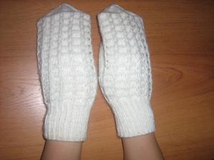 Варежки, Варежки, перчатки