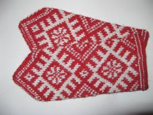 Русский север, Варежки, перчатки