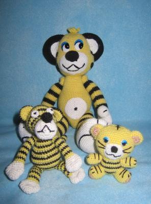Мои тигрята