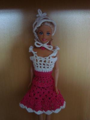 Вязание спицами для куклы