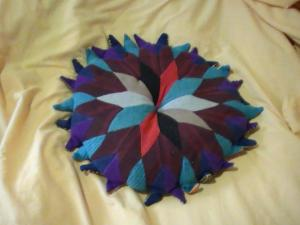 Подушки, Лоскутное шитье