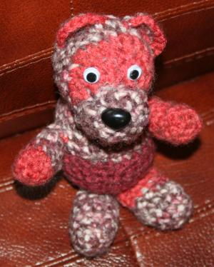 Мишка-Медвежка