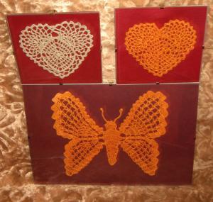 Бабочки и сердца, Сердечки