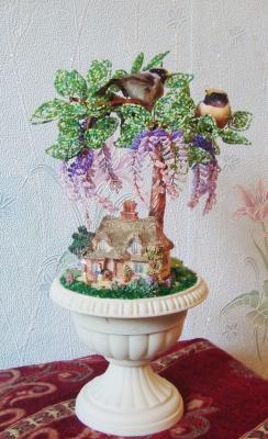 "Деревце""В саду"