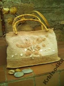 сумка  пляжная, Сумки