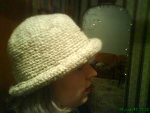 Головные уборы/Комплекты, Ажурное вязание