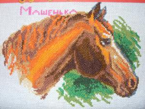 любимая лошадь брата(для него)