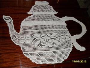 Салфетка чайник