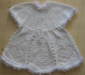 """""""Сердечное"""" платье для маленькой принцессы, Сердечки"""