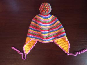 Шапка детская( размер46-48), Шапки и шарфы
