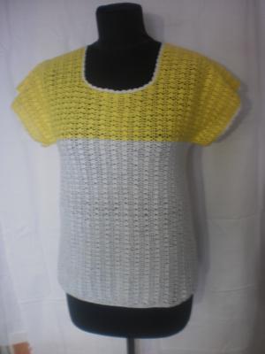 Одежда для женщин, Ажурное вязание